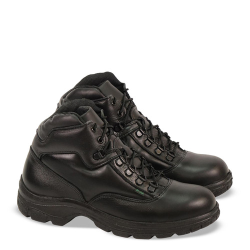 Thorogood Womens Soft Streets Ultimate Cross Trainer Black Boots 534-6574