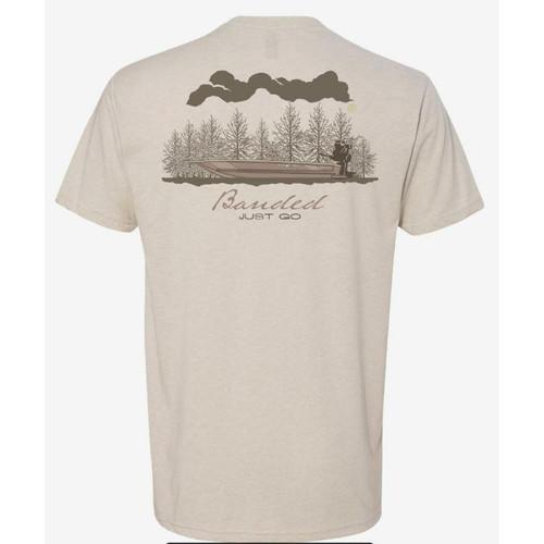 Banded Moonshine Edition Short Sleeve Logo T-Shirts