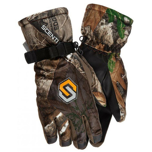 Scent-Lok Waterproof Insulated Gloves