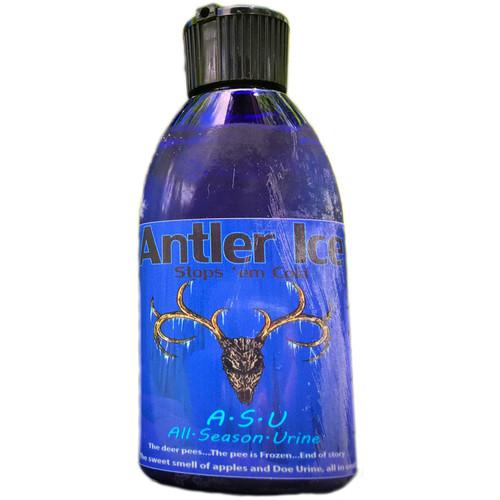 Antler Ice All Season Urine (ASU) 4 oz bottle