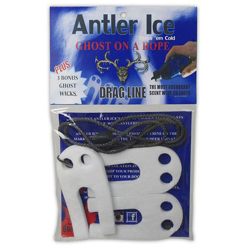 Antler Ice Drag Line - Ghost on a Rope