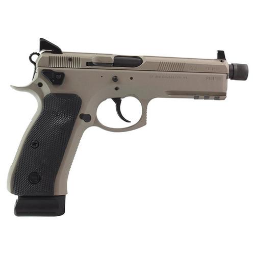 CZ 75 SP-01 Tactical 9mm Urban Gray Suppressor Ready 89253