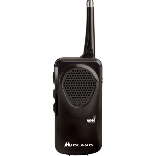 Midland Radio HH50B Pocket Weather Alert Radio