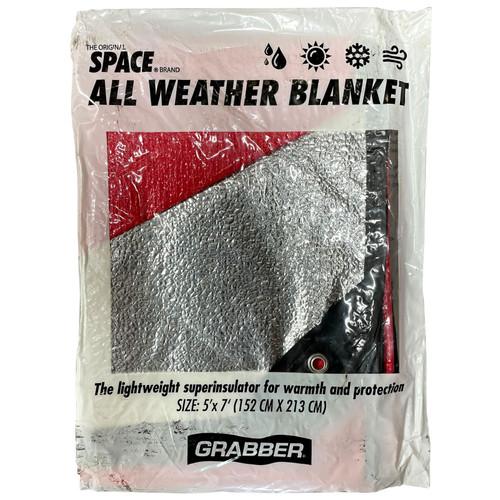 GRABBER Original Space Brand All Weather Blanket