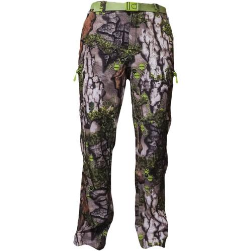 Treezyn Womens Gen 2 ES Vixzyn Early Seezyn Green Ultra Lightweight Pants