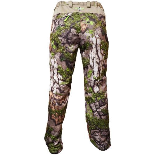 Treezyn Womens Gen 2 ES Vixzyn Early Seezyn Green Lined Cargo Pants