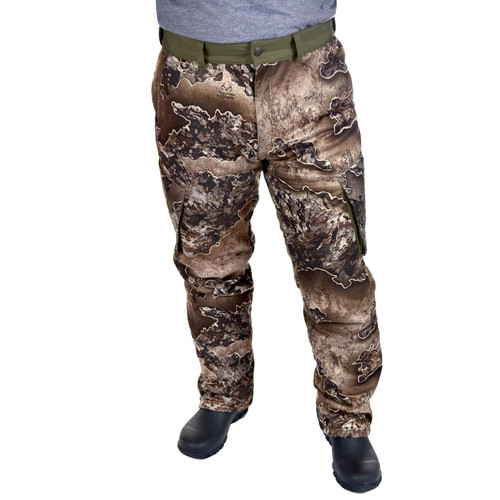 Habit Mens Early Dawn Sherpa Shell Pants Realtree Exscape