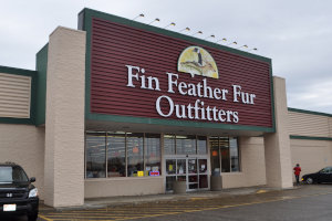 Fin Feather Fur Canton Storefront
