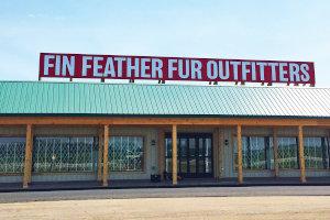 Fin Feather Fur Milan Ohio Storefront