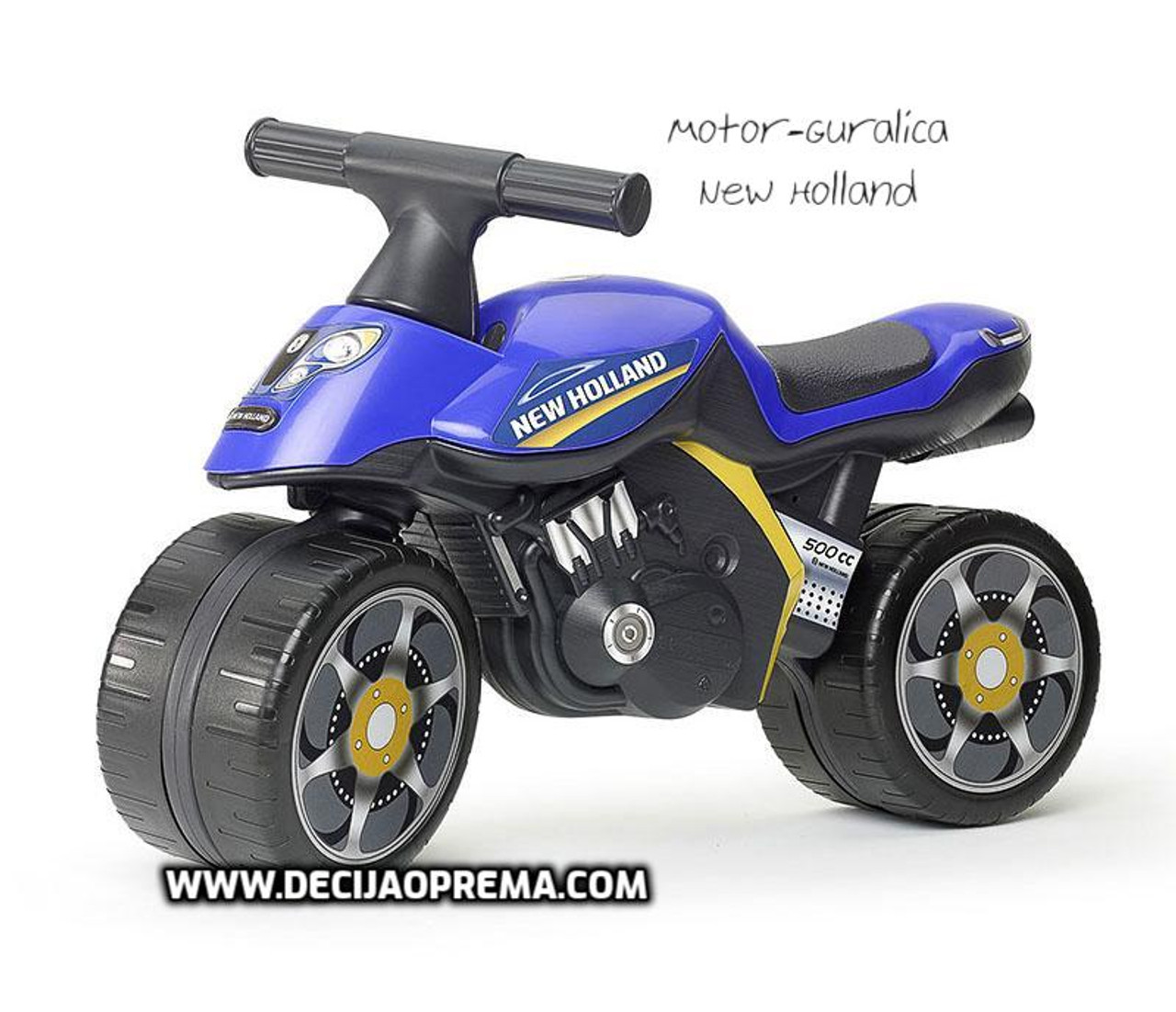 Motor Guralica New Holland