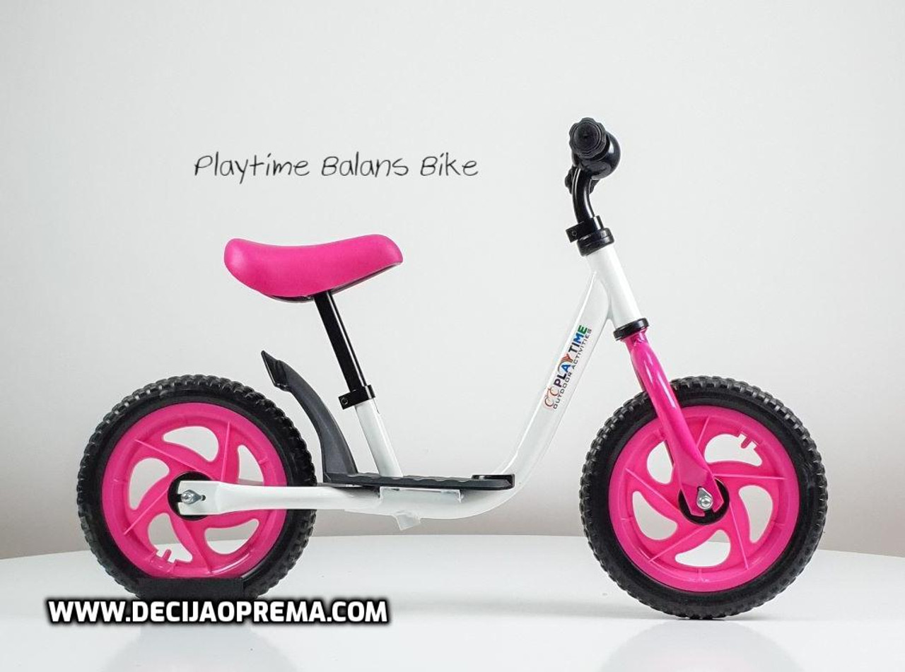 Playtime Balans Bike Rozi