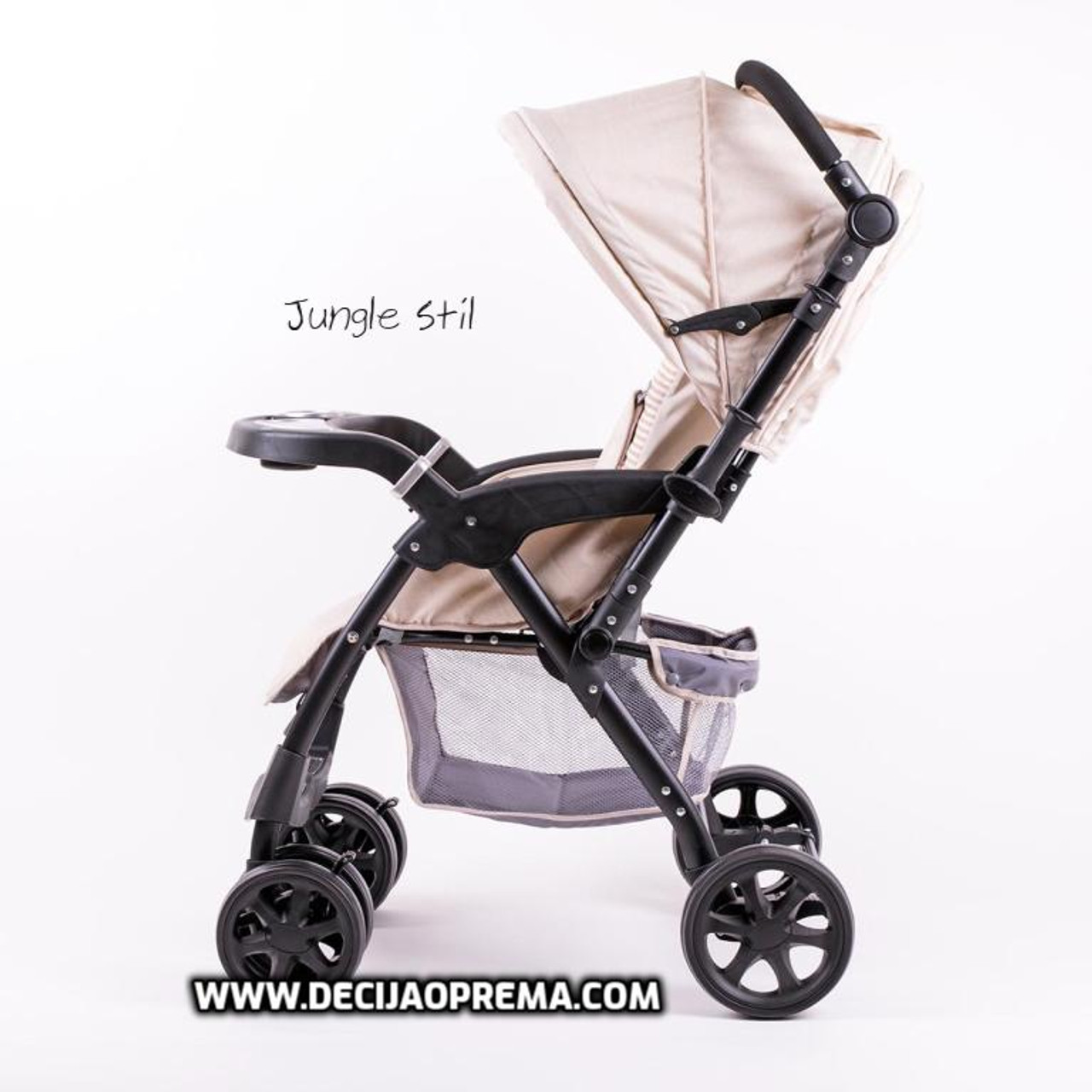 Kolica za bebe Jungle Stil Beige