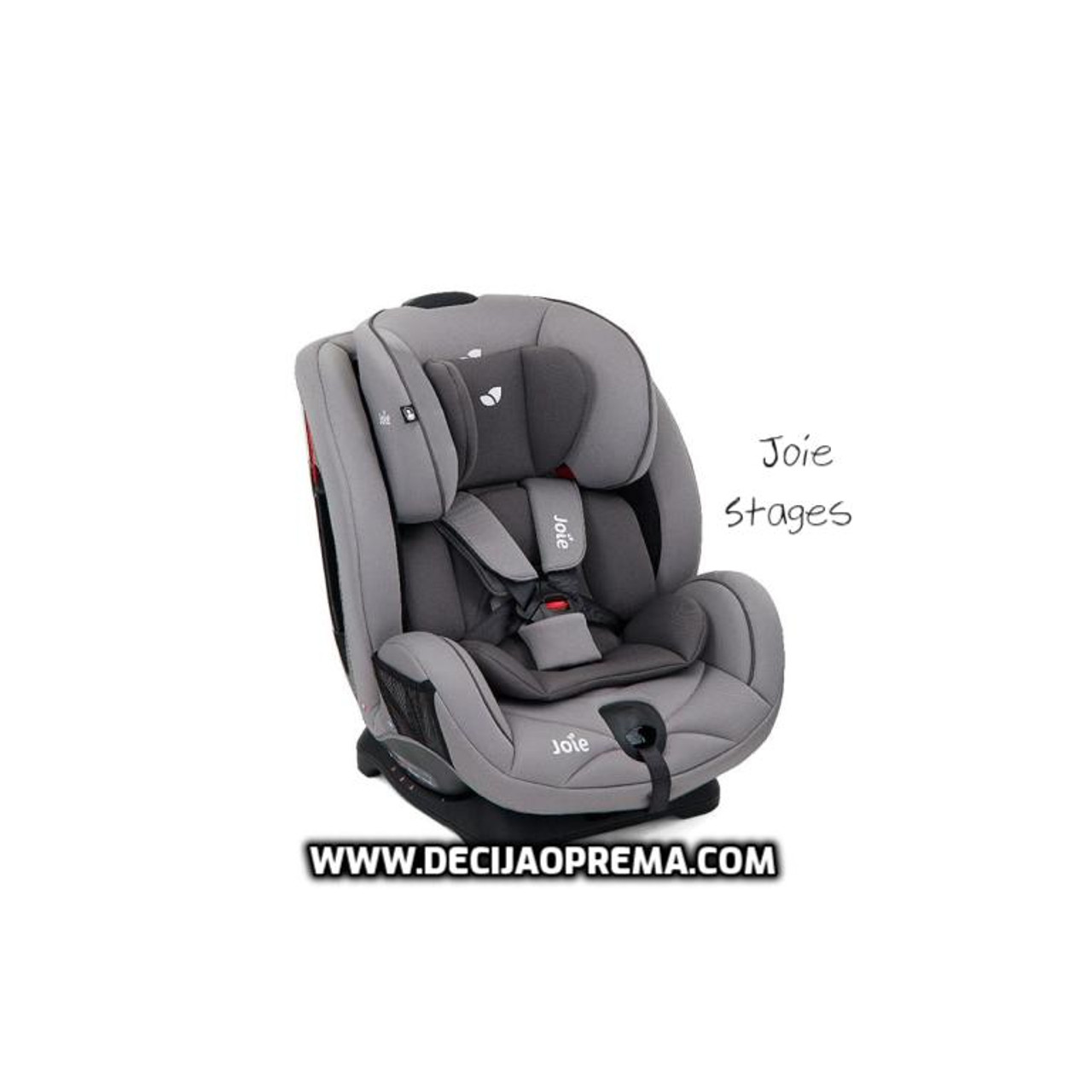 Auto Sedište Stages 0-25kg Joie Grey