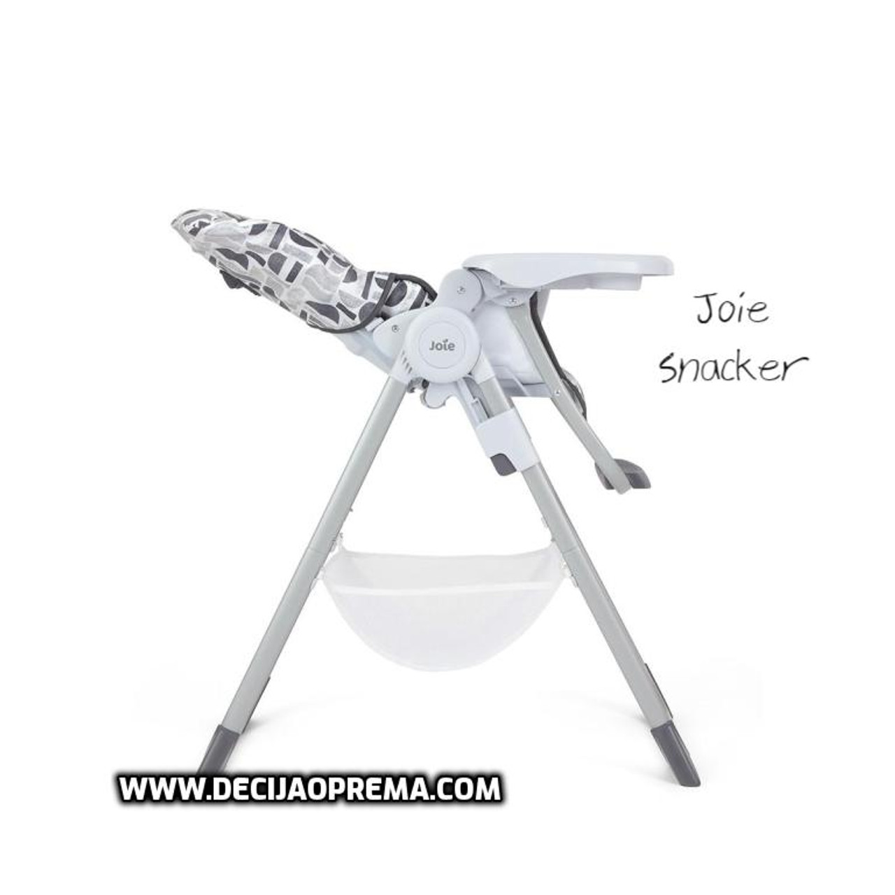 Hranilica Joie Snacker Grey
