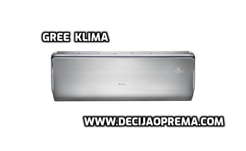 Gree GWH12UB-K3DNA4F U CROWN - SUPERIOR klima uređaj / INVERTER