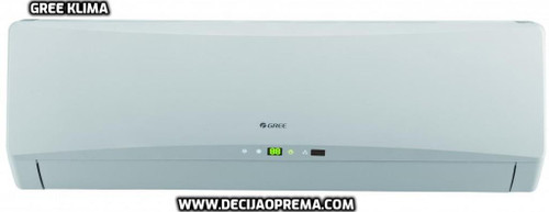 Gree klima inverter Hansol GWH18TC-S3DNA1D WIFI