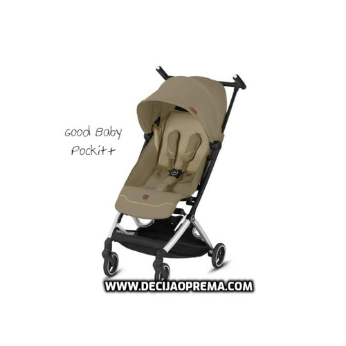 Kolica za bebe GB Pockit+ All city Fashion vanila beige