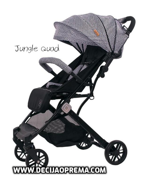 Kolica za bebe Jungle Quad Line