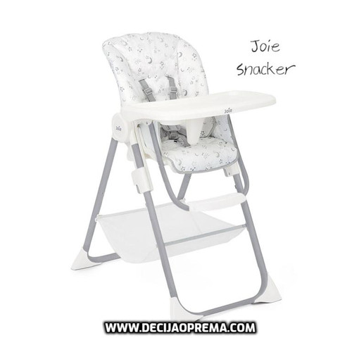 Hranilica Joie Snacker Star Grey