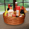 Peterboro Original Lazy Susan Basket