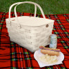 Peterboro Family Picnic Basket for 4