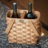 Peterboro Double Wine Bottle Tote