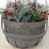 Peterboro Year-Round Holiday Display Basket
