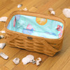 Peterboro Seashell Shopper