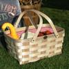 Peterboro  Farmers' Market Shopper Basket