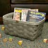 Peterboro Rectangle Storage Basket