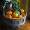 Peterboro Half-Peck Ventilated Fruit Storage Basket