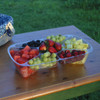 Peterboro Blueberry Patch Shopper Basket