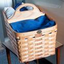Peterboro Large Divided Auto Storage Basket