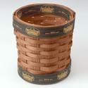 Peterboro Signature Countertop Basket