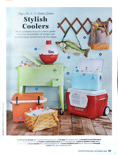Country Living loves our Stylish Cooler