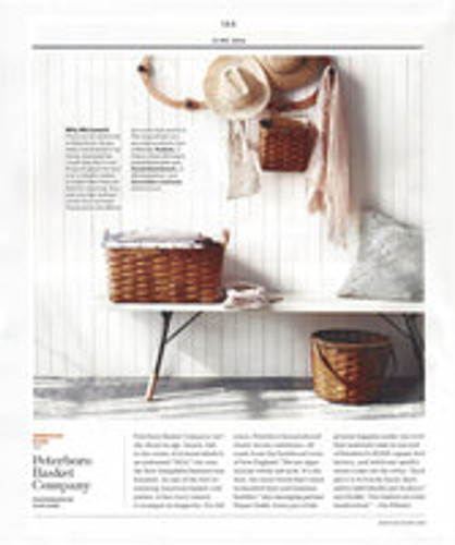 Martha Stewart Living American Made Feature