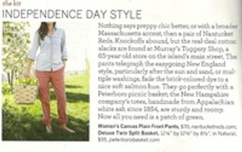 Martha Stewart Living Magazine Feature