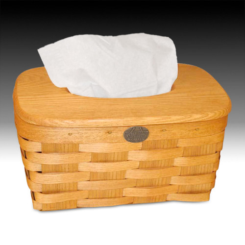 Peterboro Large Tissue Basket