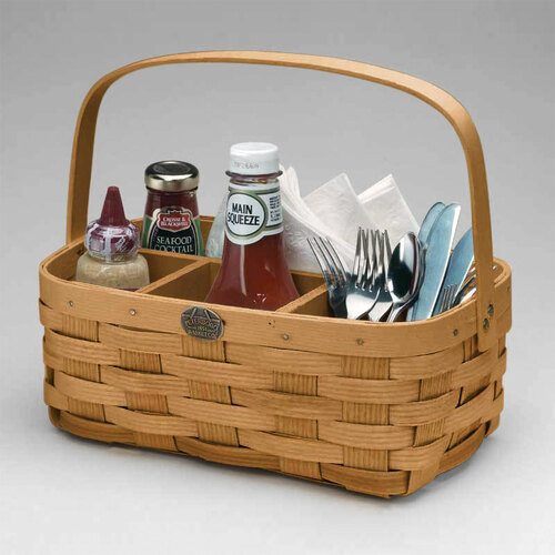 Peterboro Condiment Caddy