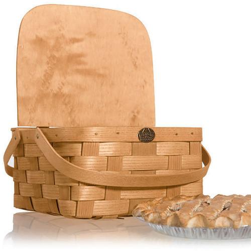 Peterboro Single Pie Basket