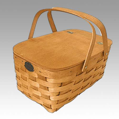 Peterboro Basic Picnic Basket for Two