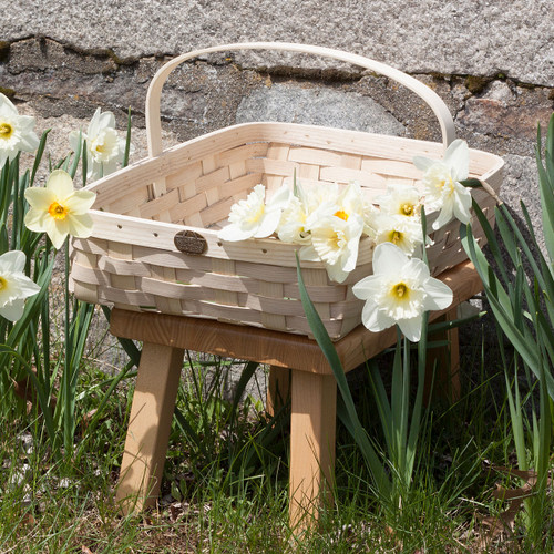 Peterboro 4-Quart Gardening Basket