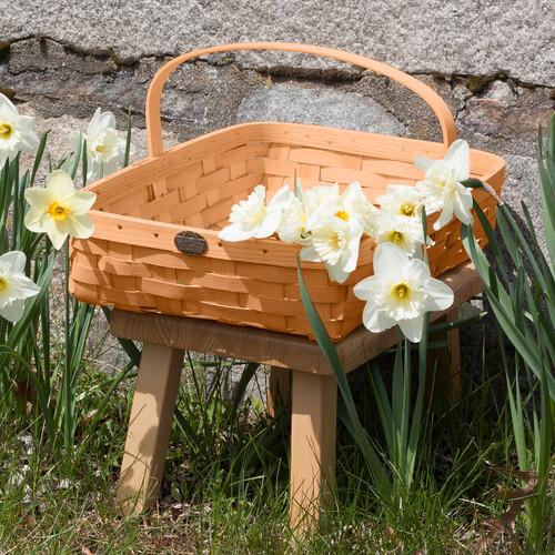Peterboro 4-Quart Gardening Basket