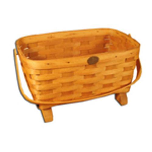 Peterboro Small Magazine Basket