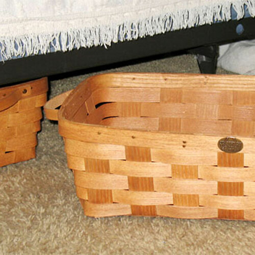 Peterboro Medium Under-Bed Storage Basket