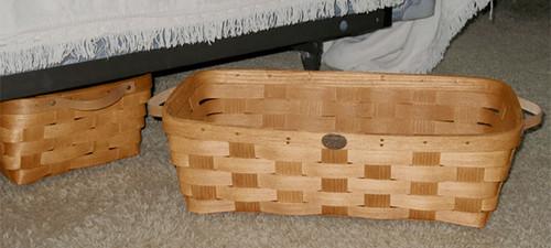 Peterboro Medium Under-Bed Storage Basket