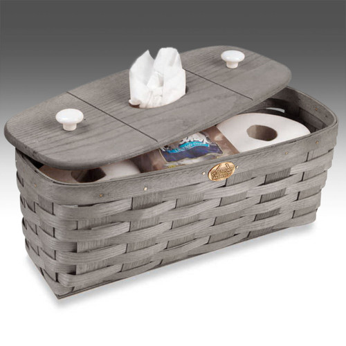 Peterboro Bathroom Organizer Basket