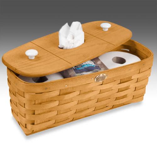 Peterboro Bathroom Organizer Basket