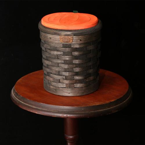 Peterboro Sugar Pumpkin Countertop Basket