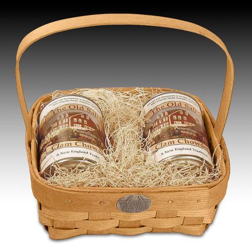Peterboro 100% New England-Made Gift Basket